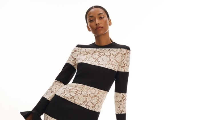 Stripes & Lace: 7 Styles From Valentino's Pre-Fall Collection
