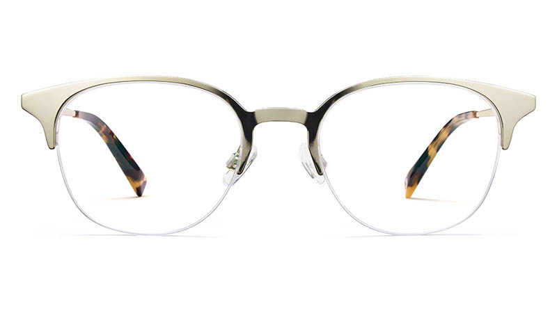 Warby Parker Violet Glasses in Riesling $145