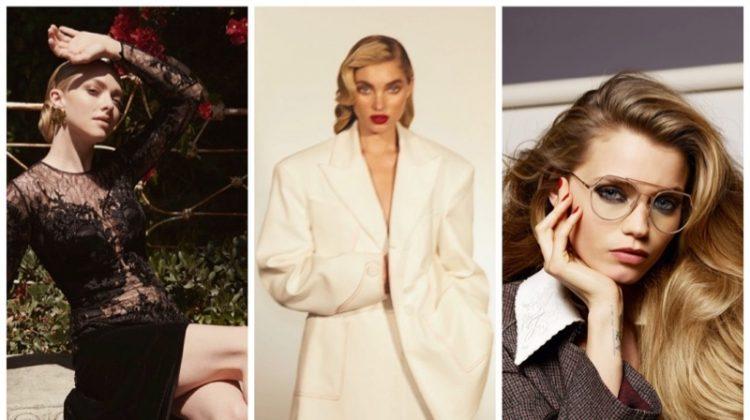 Week in Review | Elsa Hosk's New Cover, Fendi Fall Campaign, Amanda Seyfried for PORTER Edit + More