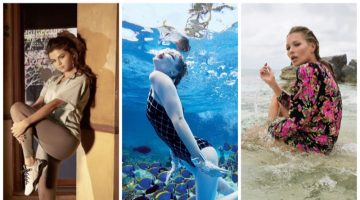 Week in Review   Gigi Hadid's New Cover, Kate Moss Models Saint Laurent, Selena Gomez for Puma + More