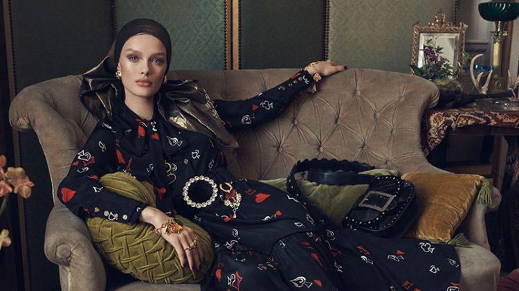 Steven Meisel Lenses Zara's Luxe Fall 2018 Campaign
