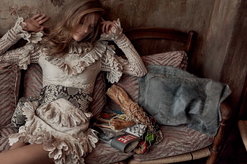 Zimmermann launches fall-winter 2018 campaign