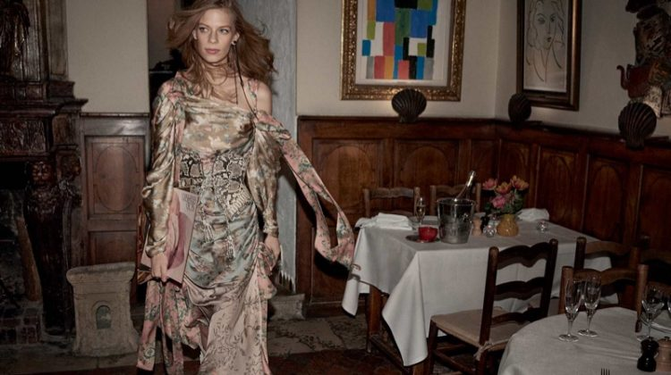 Lexi Boling stars in Zimmermann fall-winter 2018 campaign