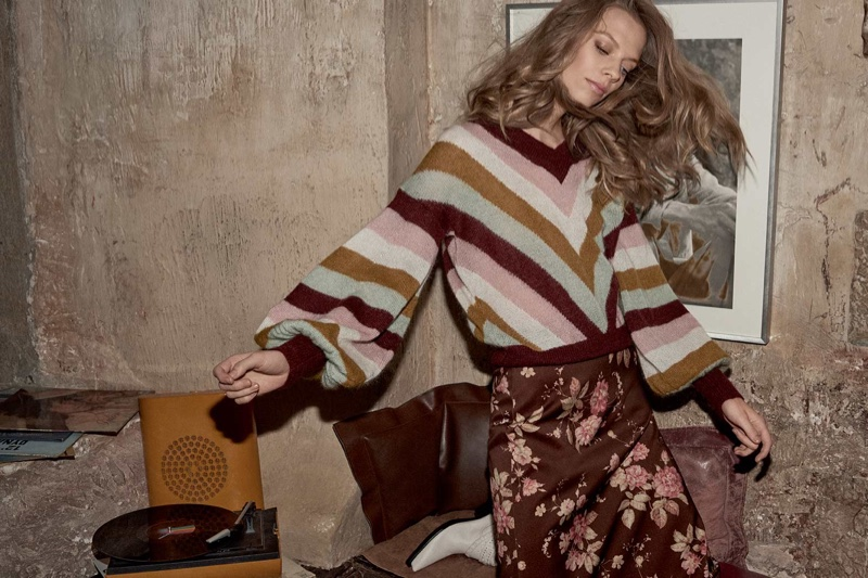 An image from Zimmermann's fall 2018 advertising campaign