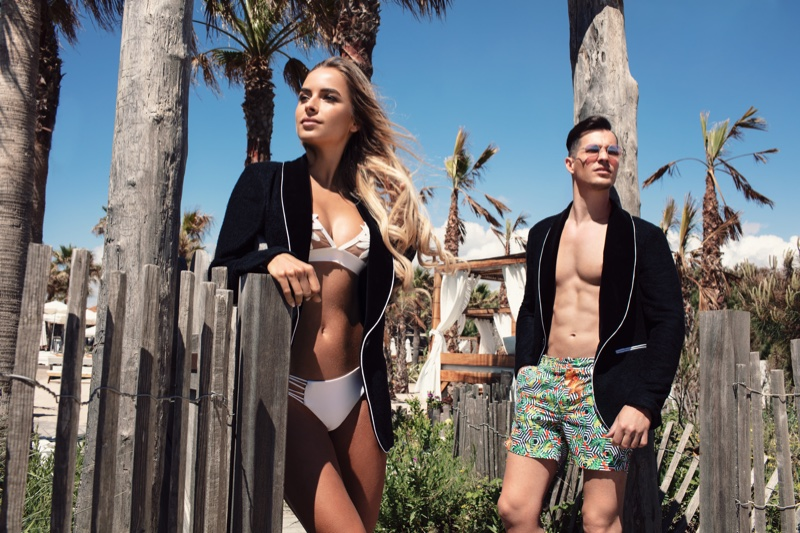 Achieve Elegance Out of the Water with 209 Mare Beachwear