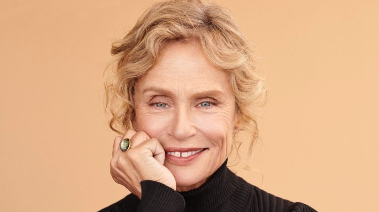 Lauren Hutton stars in Anthropologie fall-winter 2018 campaign