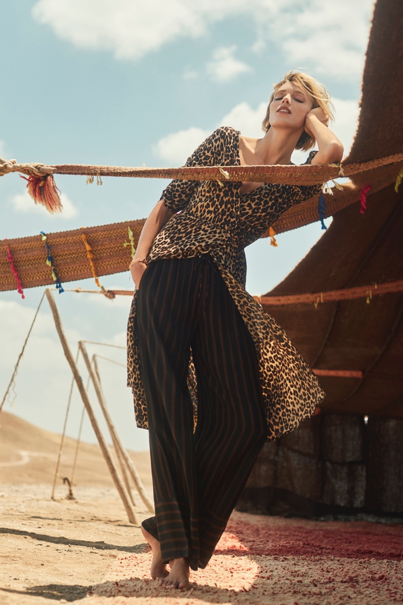 An image from the Anthropologie September 2018 catalog