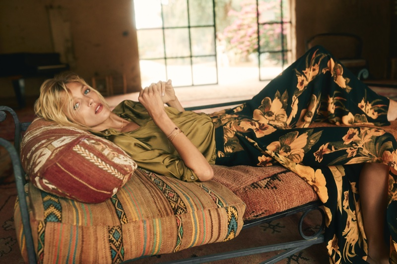 Anthropologie sets September 2018 catalog in Morocco