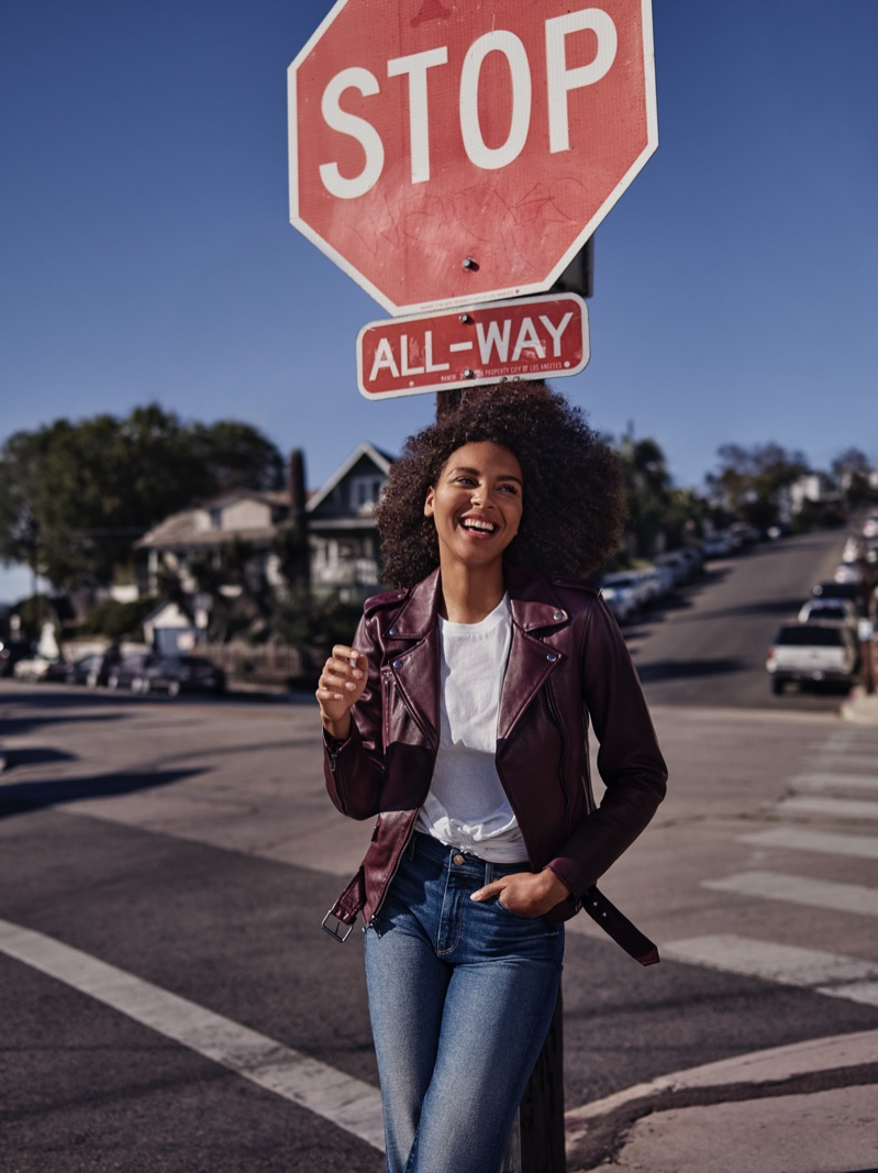 7 For All Mankind taps Arlissa for fall-winter 2018 campaign