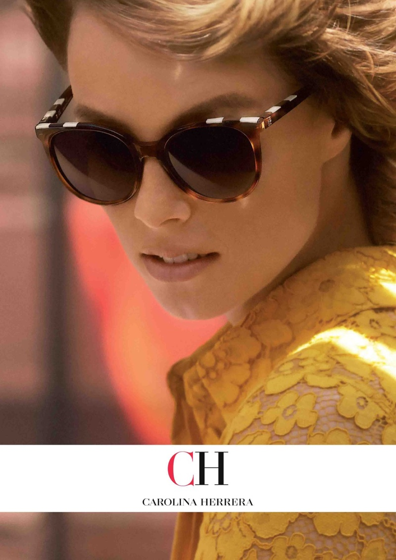 Carolina Herrera launches fall-winter 2018 campaign