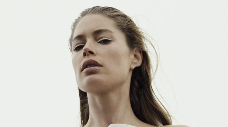 Doutzen Kroes Models Minimal Looks for ES Magazine