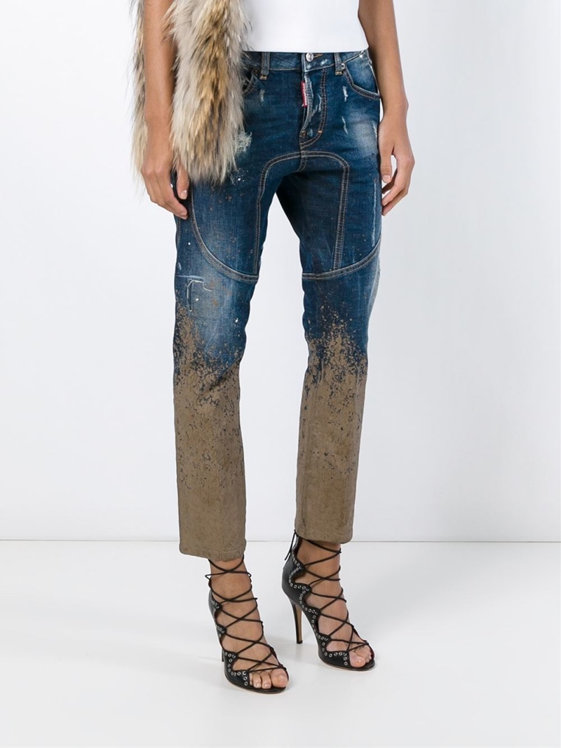 Dsquared2 Mud Jeans