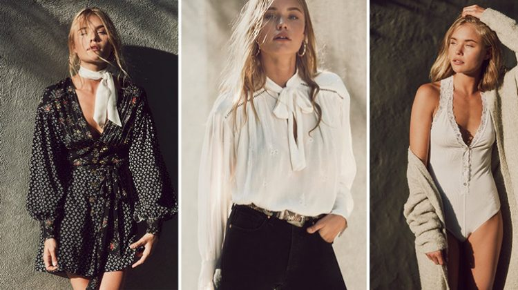 Free People fall 2018 clothing