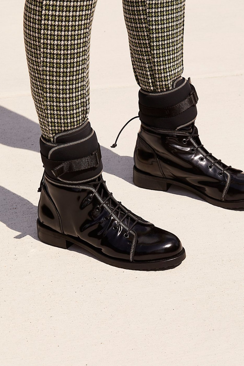FP Collection Mack Lace-Up Boot