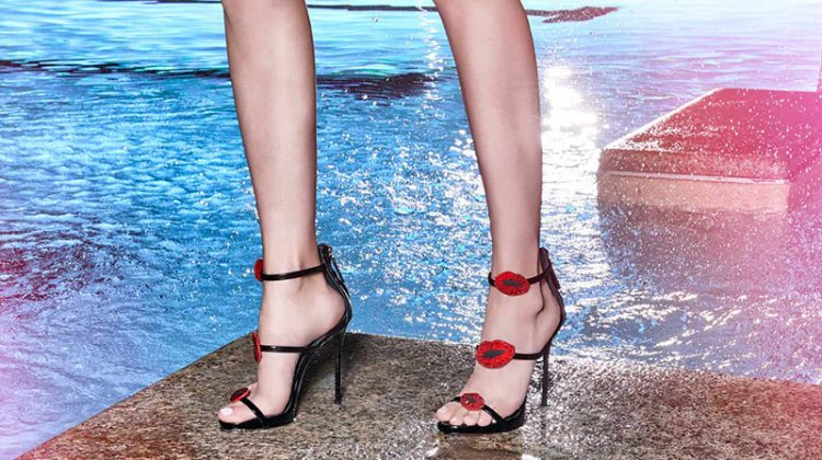 Giuseppe Zanotti Harmony Sandal collection