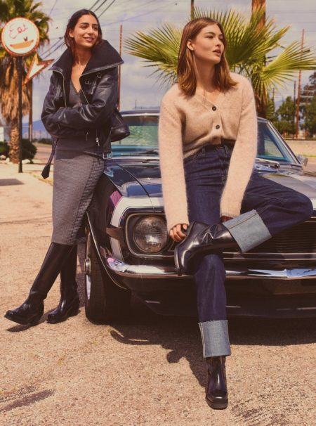 H&M Studio Channels Retro Style for Fall 2018 Collection