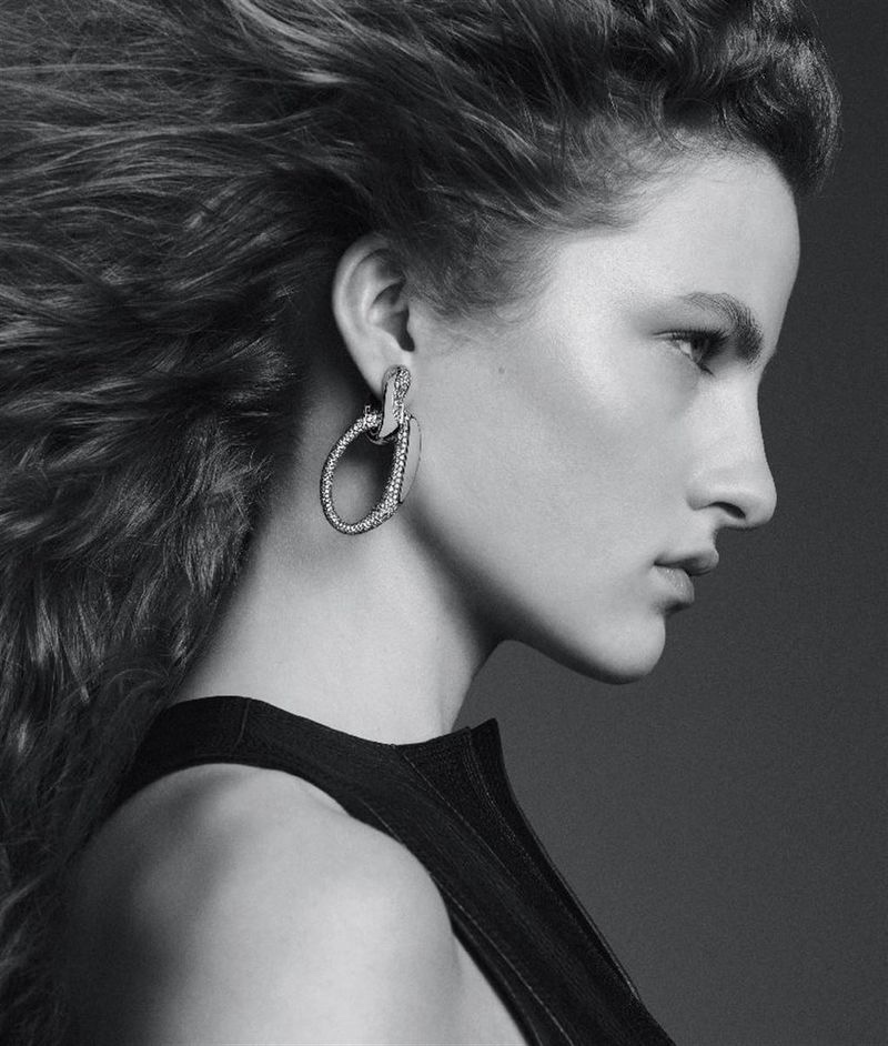 Pierre Hardy designs Hermes Enchainements Libres jewelry