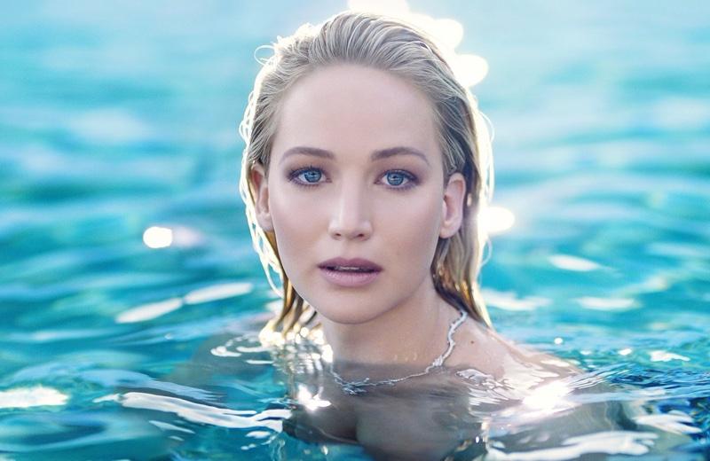 Dior taps Jennifer Lawrence for Joy fragrance campaign