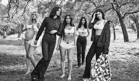 Calvin Klein enlists Kardashian and Jenner sisters for fall 2018 campaign