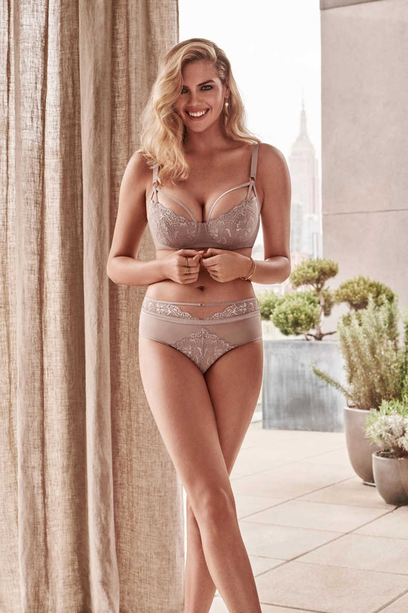 Kate Upton stars in Yamamay fall-winter 2018 campaign