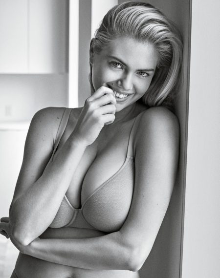 Kate Upton Returns as the Face of Yamamay Lingerie