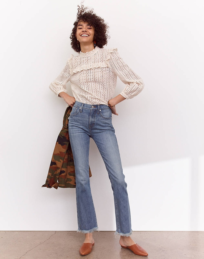 21b634a77eac Autumn Vibes  8 Fall 2018 Outfit Ideas From Madewell