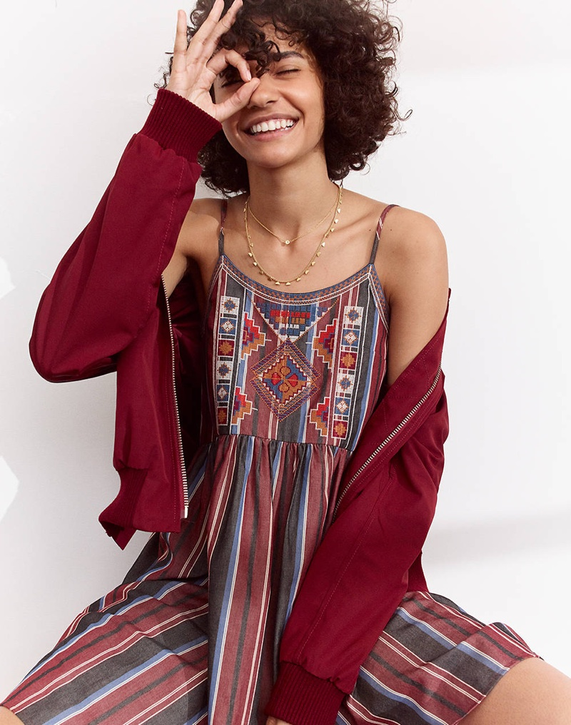Madewell September 2018 Style Guide Outfits Shop