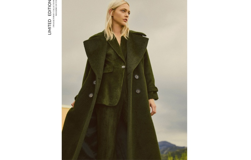 Massimo Dutti launches fall 2018 limited edition collection