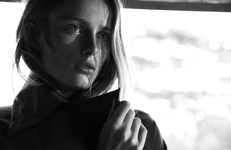 Massimo Dutti taps Rianne van Rompaey for fall-winter 2018 campaign