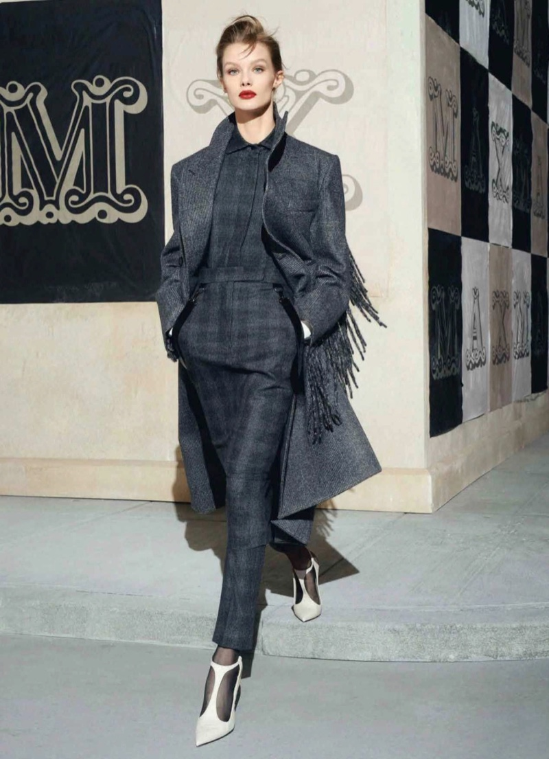 Max Mara launches fall-winter 2018 campaign