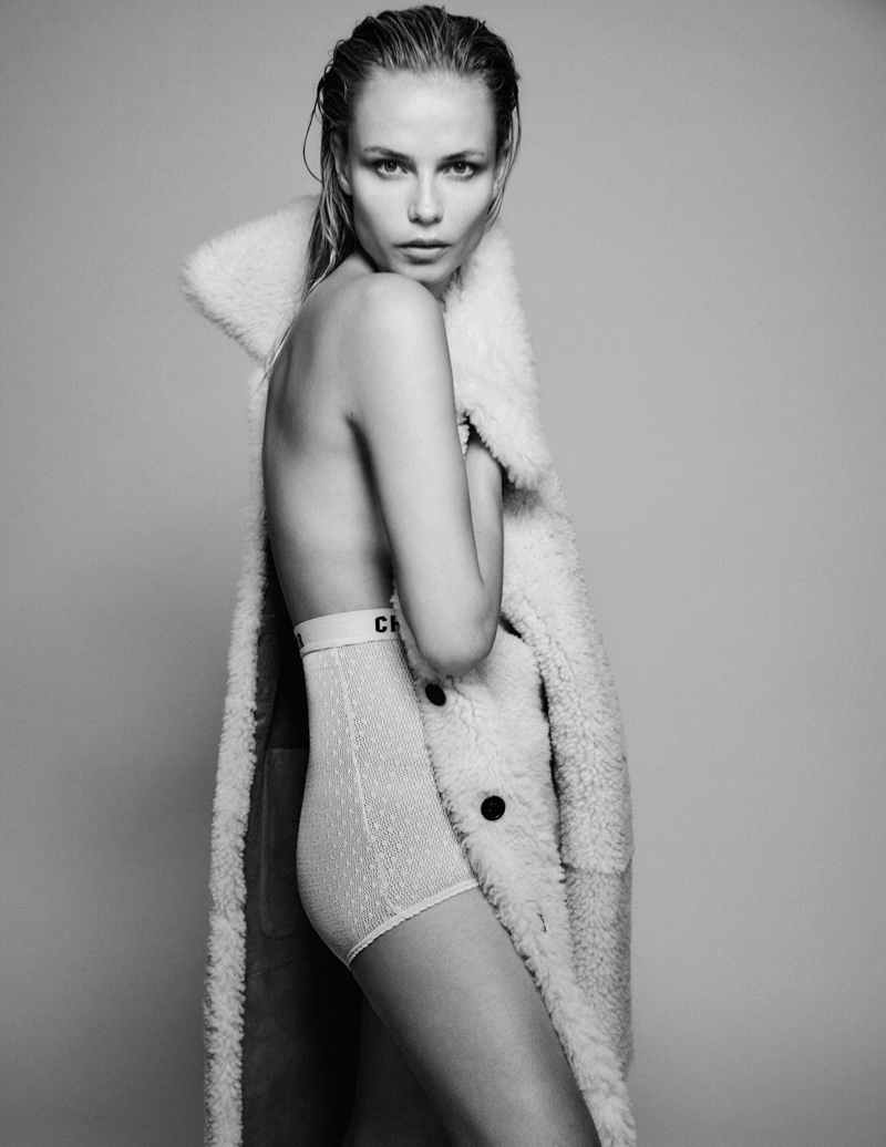 Kendall Jenner, Karlie Kloss Layer Up in Outerwear for V Magazine