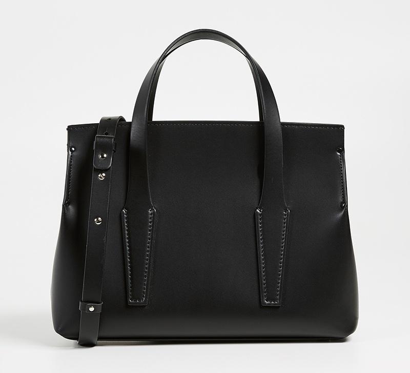 Nico Giani Duvalia Midi Top Handle Bag $435