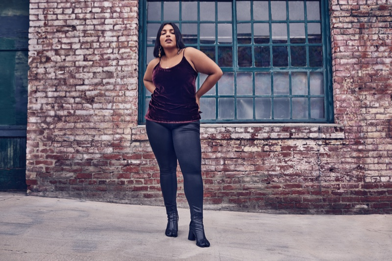 7 For All Mankind taps Paloma Elsesser for fall-winter 2018 campaign