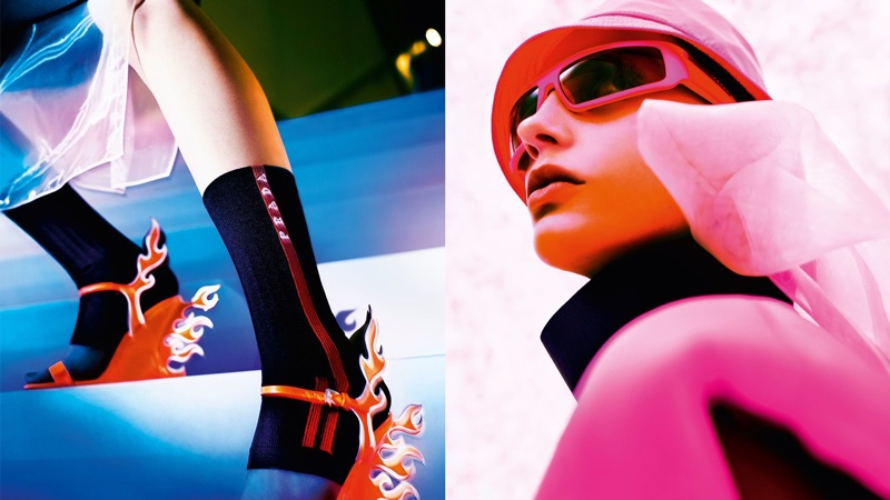 Prada launches 365 Ultravision fall 2018 campaign