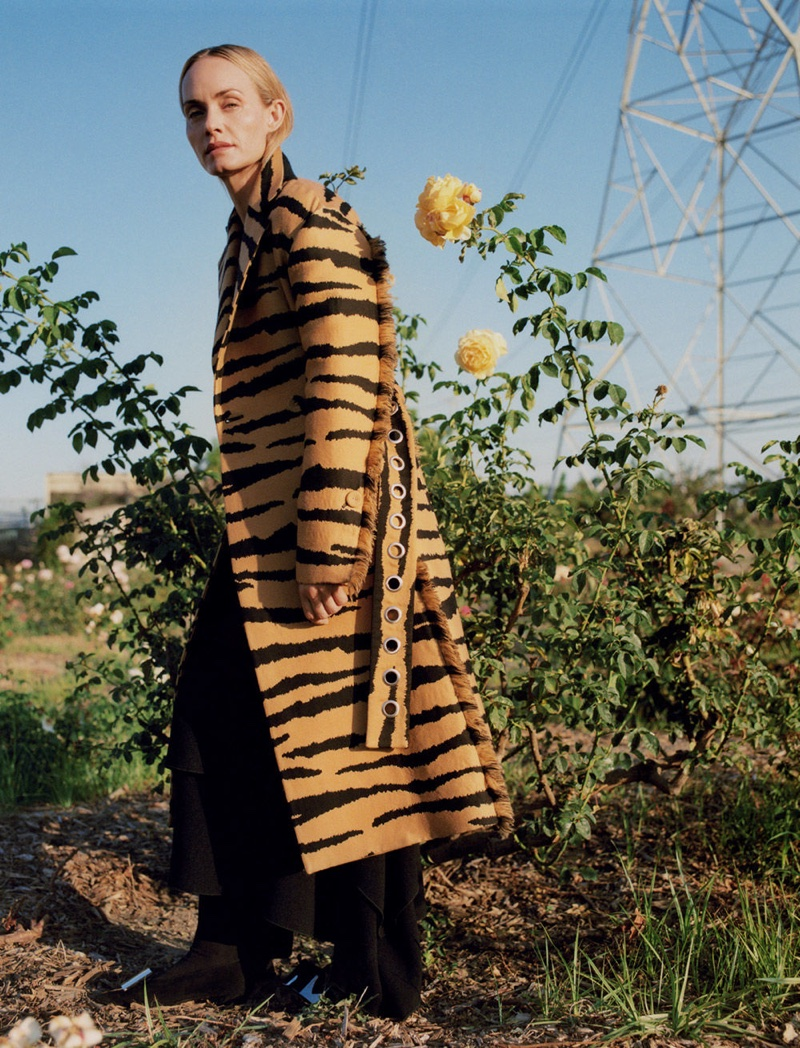 An image from Proenza Schouler's fall 2018 advertising campaign