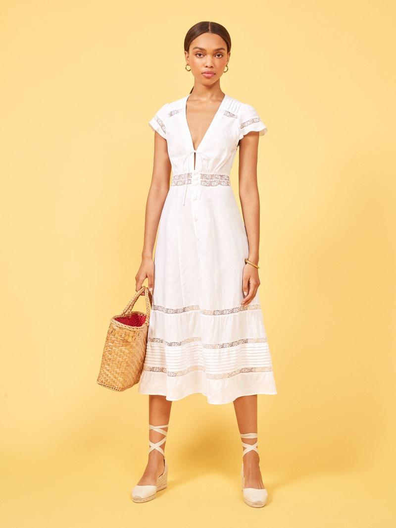 Reformation Cydnle Dress $248
