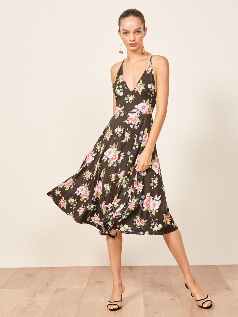 Reformation Late Summer 2018 Dresses Shop Fashion