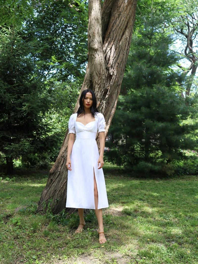 Reformation Windsor Dress $248