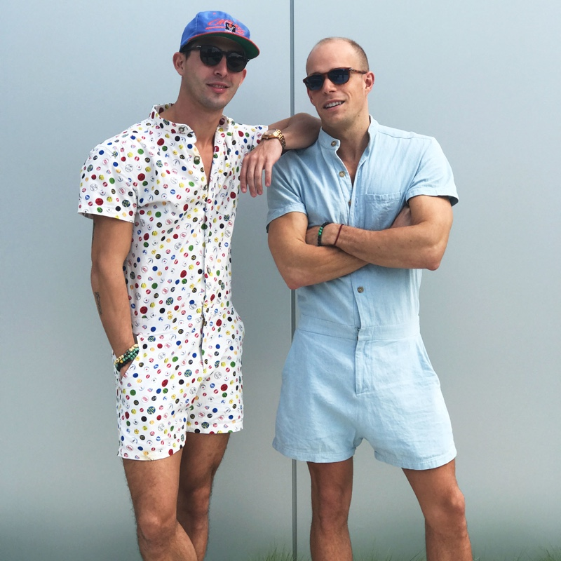 Men's Rompers from RompHim