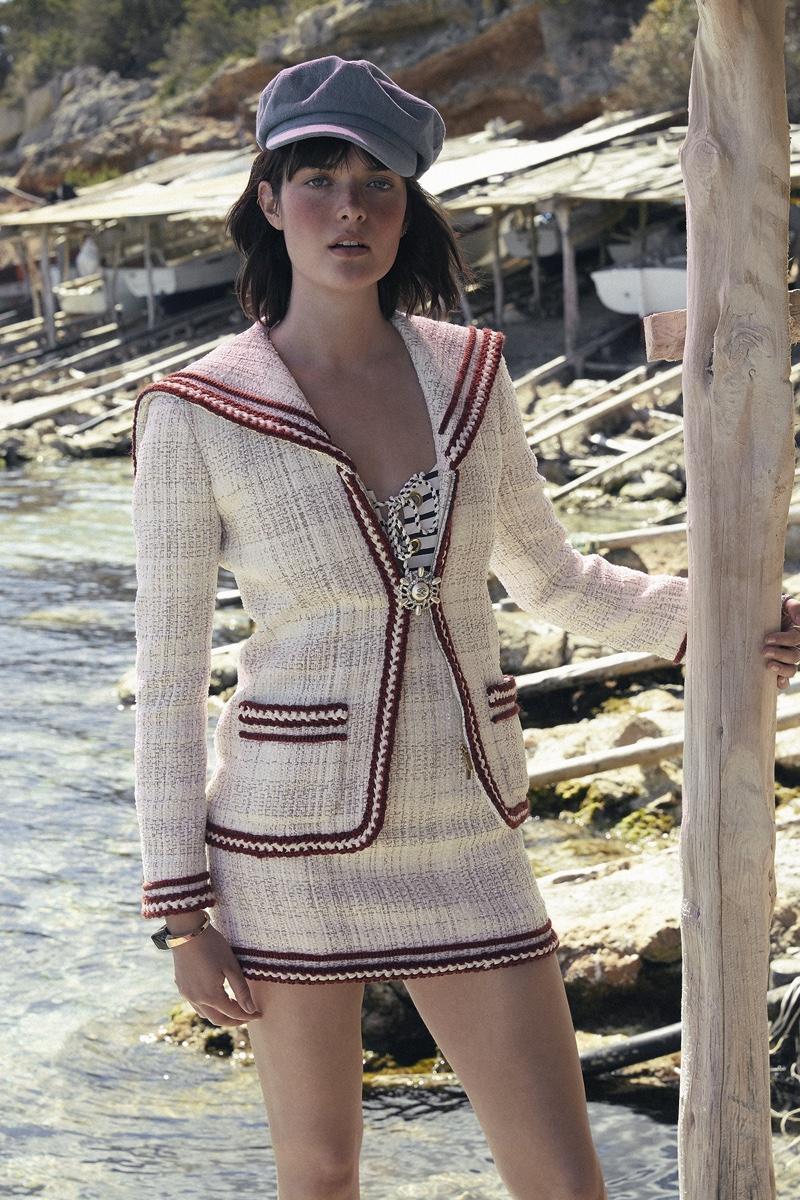 Sam Rollinson Takes On Nautical Style for S Moda