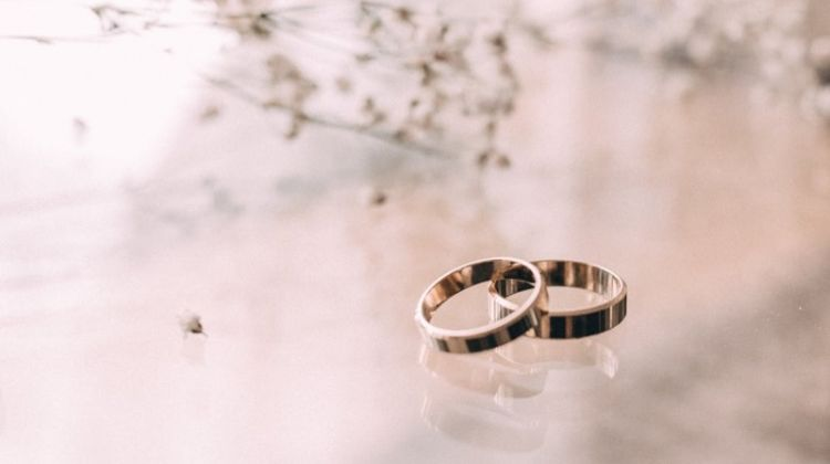 Wonderful Wedding Rings Made with Love (And Your DNA)