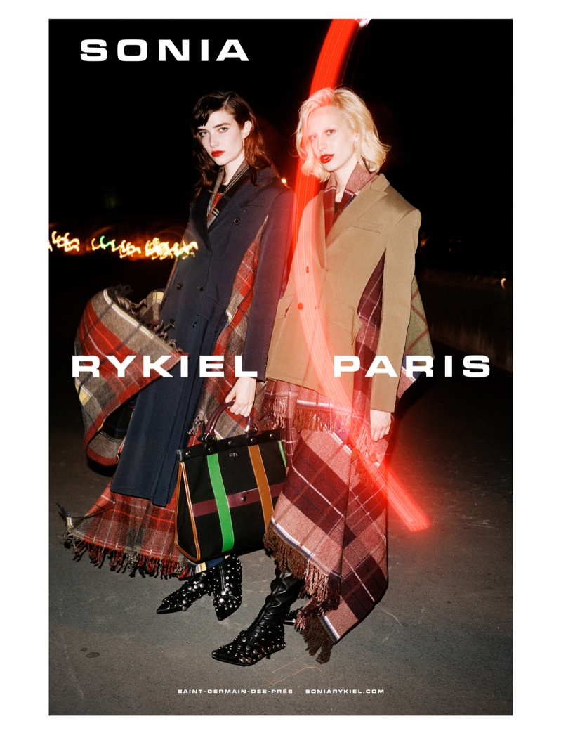 Sonia Rykiel unveils fall-winter 2018 campaign