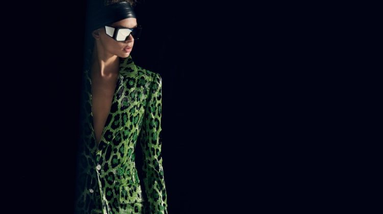 Tom Ford Ups the Glam Factor for Fall 2018 Campaign