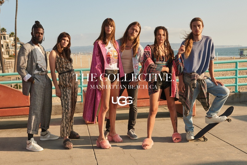 UGG unveils fall-winter 2018 campaign