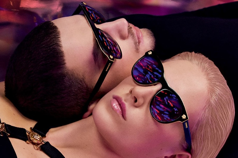 Versace Medusa sunglasses collection