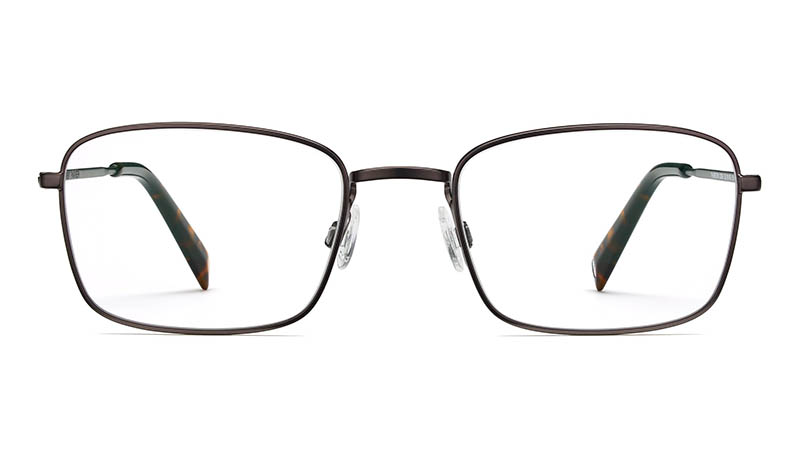 Warby Parker Thurston Glasses in Carbon $145