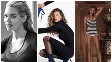 Week in Review | Kate Upton for Yamamay, Joan Smalls' New Cover, Gisele for Stuart Weitzman + More