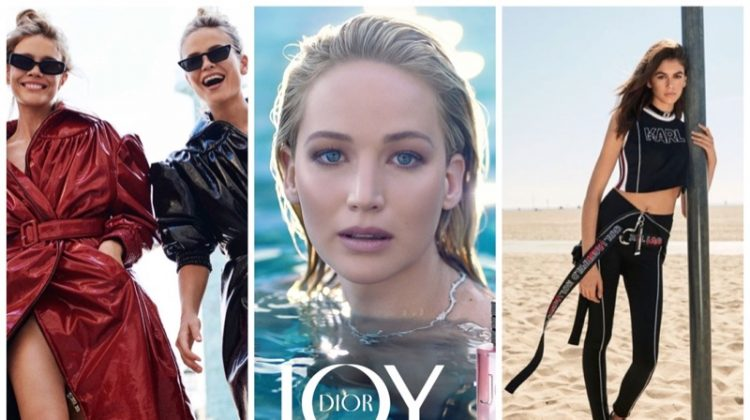 Week in Review | Kaia Gerber for Karl, Jennifer Lawrence Fronts Dior, Russian Models + More