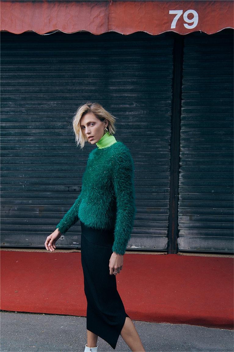 Zara unveils its fall-winter 2018 sweater styles