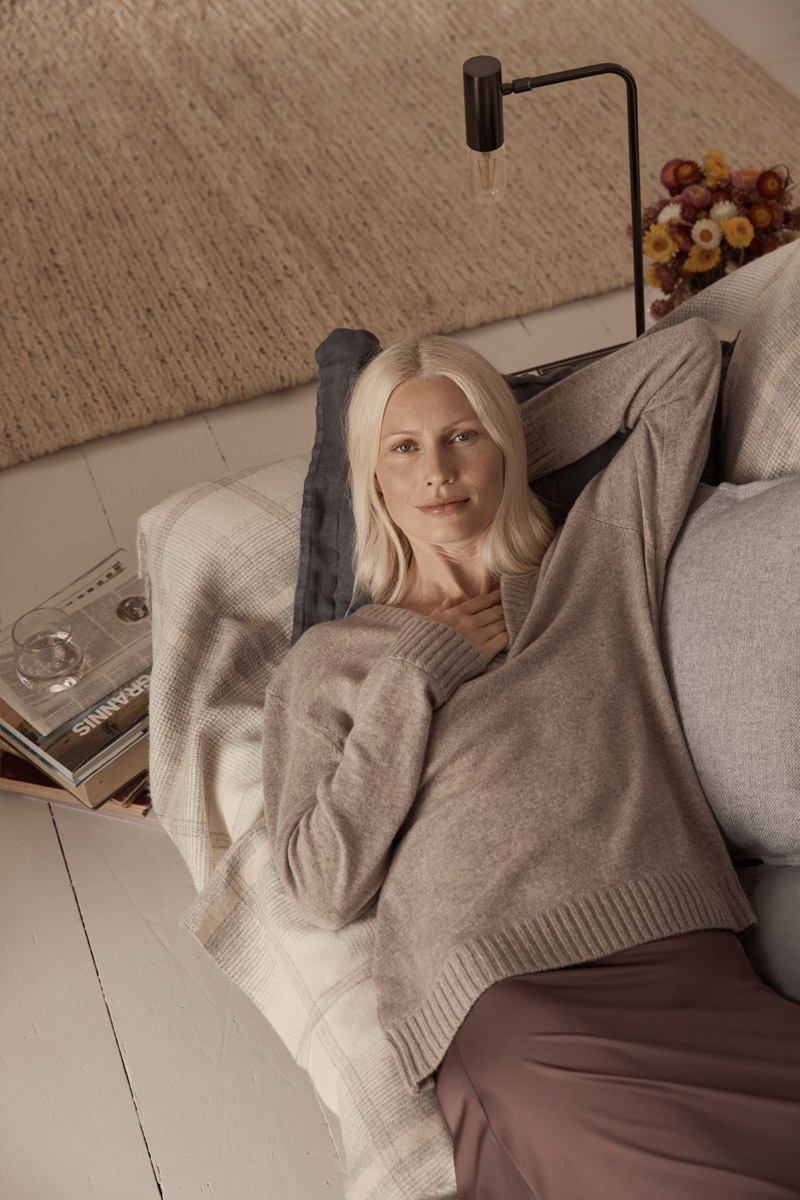Zara Home focuses on loungewear styles for its Timeless Essentials fall 2018 collection